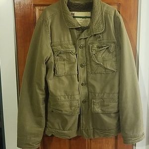 Mens Hollister Coat
